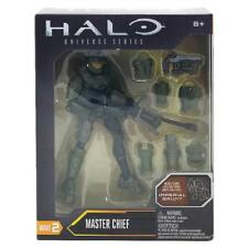 "HALO UNIVERSE SERIES MASTER CHIEF 6"" BUILD A FIGURE ACTION FIGURE TOY"