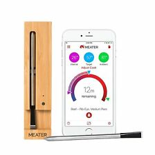 MEATER The Original True Wireless Smart Meat Thermometer W/ Bluetooth & WiFi