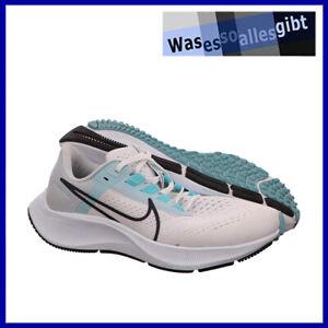 SCHNÄPPCHEN! Nike Air Zoom Pegasus 38 Women  weiss/türkis  Gr.: 40  #R 21979