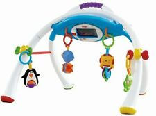 Fisher Price DELUXE APPTIVITY Baby Gym Spieltrapez Krabbeldecke iphone Y4476