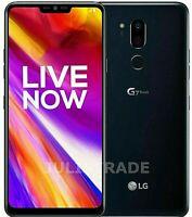 "LG G7+ PLUS THINQ G710EAW 6gb 128gb Octa Core 16mp Dual Sim 6.1"" Android 4g LTE"