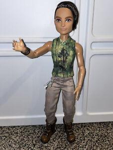 Ever After High Hunter Huntsman Boy Doll Royal Rebel Original Outfit