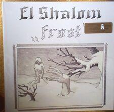 EL SHALOM - FROST 1976 GERMAN PROGRESSIVE ROCK w/FLUTE & SAX REMAST 180g SLD LP