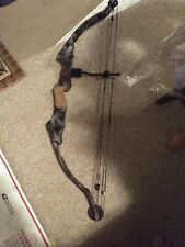 Compound Bow With Aluminum Riser