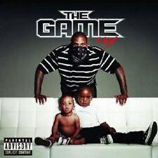 "THE GAME ""LAX (NEW VERSION)"" CD ----18 TRACKS---- NEU"