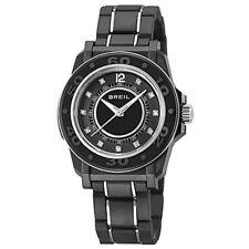 Breil Mantalite Unisex Resin Bracelet Watch - TW0837-BNP