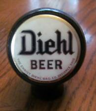 VINTAGE CHRISTIAN DIEHL BEER - BREWING CO BALL TAP KNOB DEFIANCE OH OHIO