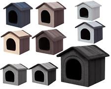Hundehütte Hundehaus Katzenhaus Hundebox Tierhaus Hütte Hundehöhle Haus für Hund