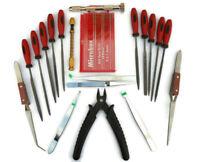 39pc Hobby, Craft Tool Kit, Airfix Scale Model Makers Tool Set, Nixsell Freepost