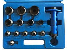 Locheisen Satz Stanz Werkzeug Stanzeisen Set Lochstanzer Ring Locher Lochpfeifen