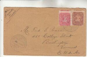 Mexico 1899  Cover
