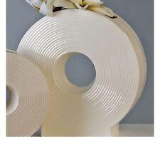 Casablanca Vase Disc weiß glänz. Blumenvase 35cm Vasen Dekovase Porzellan 52951