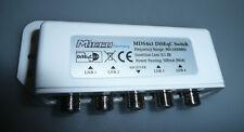 DiseqC-Schalter 4-1 Micro MDS4x1 DiseqC 2.0 HDTV-kompatibel Top!