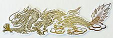 Large Dragon Car Sticker Computer Feng Shui Gold Decals