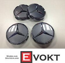 Original Mercedes-Benz AMG hubcap hubcaps titanium gray Himalayan gray NEW