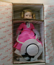 Danbury Mint, Little Colonel (1987) Silver Screen, Shirley Temple Doll