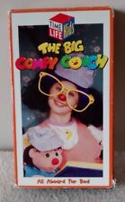 The Big Comfy Couch  All Aboard for Bed (VHS, 1999)