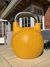 Wolverson MK2 Competition Kettlebell 16 KG