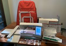 Viking Designer Diamond Sewing and Embroidery Machine w/large Sew Steady Table