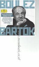 CD--GRIMAUD, KREMER, ET AL. | --BOULEZ CONDUCTS BARTOK