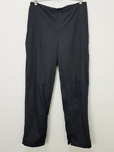 NIKE Golf Womens Size M or 12 / US 8 Black Climafit Golf Pants