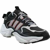 adidas Magmur Runner W Running Shoes  Casual Running  Shoes Black Womens - Size