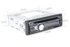 12V Blue light Car Bluetooth DVD CD MP3 Player Sound Radio MP3 Card Host Video