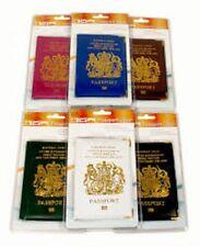 Boyz Toys Gone Travelling Passport Holder Metal Corner