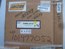 "John Crane Cartridge Spilt mechanical seal 4.75"" type 3710-38 812255-76N2 NEW"