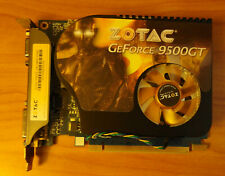 Zotac GeForce 9500GT NVIDIA 1GB PCI-E Graphics Card- ZT-95TEK2M-FSL