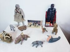 RARE Vintage Star Wars Figures ,Action Fleet , Collection Lot of 36 items