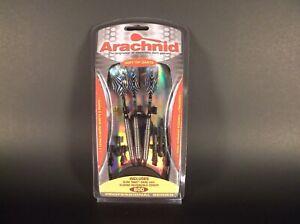 Arachnid Pro 600 Series 18 Gram Soft Tip Electronic Darts Flights Shafts Points
