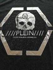 ORIGINALE Uomo Tshirt di Philipp Plein COLLEZIONE 2019 M nuovo con etichetta OVP