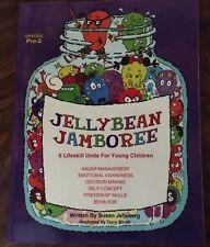 Jellybean Jamboree : 6 Lifeskill Units for Young Children by Susan Jelleberg