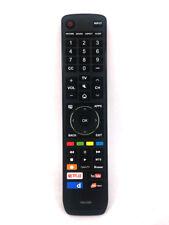 New Original Remote Control EN3J39H For HISENSE TV NETFLIX YOUTUBE 4K NOW D Key
