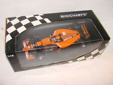 1/18 arrows a21 verstappen lluvia neumáticos, Canadian gp 2000