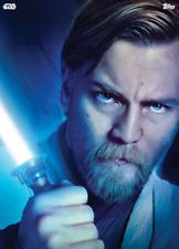 Topps Star Wars Card Trader Revenge of the Sith Portraits Obi-Wan Kenobi