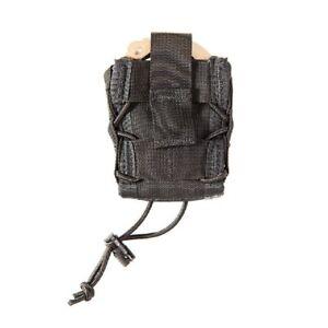 High Speed Gear Belt Mounted Handcuff Taco Pouch - Black