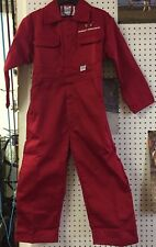 KIDS RED MASSEY FERGUSON BOILER SUIT NEW, £25. FOR BOYS, GIRLS & LITTLE FARMERS