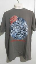 Morbid Angel altars of madness gray T shirt death metal deicide cannibal corpse