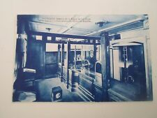 Vintage Postcard BETANZOS Interior De La Banca De Los Hijos de A Nunez  §D223