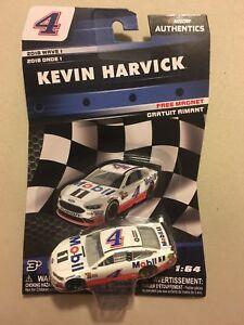 2018 1/64 #4 KEVIN HARVICK WAVE 1 NASCAR Authentics