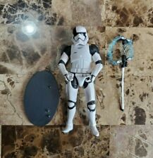 """Stormtrooper Executioner 6"""" The Black Series STAR WARS Loose 100% COMPLETE EXCL"""