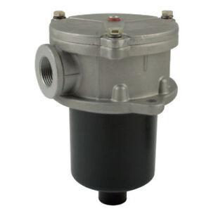 Tank Top Return Filter 1 Bar By-Pass 7 Bar Working Pressure BSPP Hydraulic
