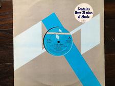 """Whodini Magic's Wand (1982) UK 12"""" Thomas Dolby"""
