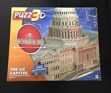 Puzz 3D Foam Backed Puzzle The US Capitol