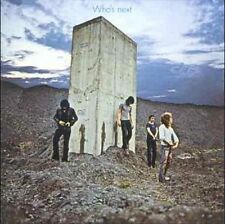 THE WHO: Who's Next CD with 7 bonus tracks, like new, ex music store stock