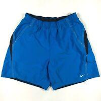 Nike Mens Shorts Size Large Training Gym Running Sports Athletic Swimming EUC