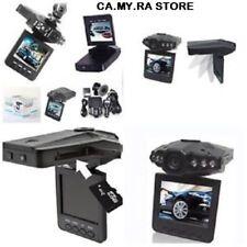 TELECAMERA VIDEOCAMERA PER AUTO FULL HD HD DVR MONITOR 2.4 REGISTRA DA AUTO MOTO