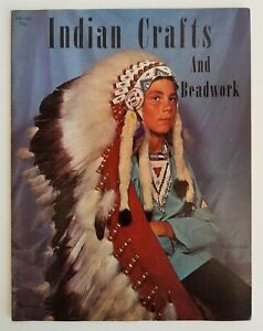 1968 Indian Crafts and Beadwork - 23 Page Trade Magazine